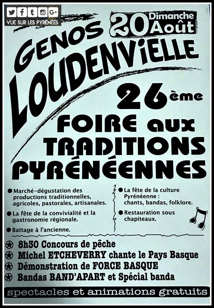 a-foire traditions loudenvielle 2017