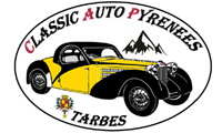 Classic Auto Pyrénées. C.A.P. (65) Tarbes